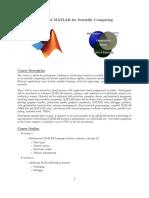Online Cme292 Syllabus