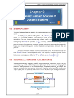 Inno Frequency Domain Analysis