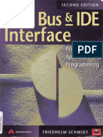SCSI the SCSI Bus and IDE Interface 2nd Ed