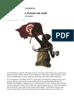 (Web) Le Mond Diplomatique Brasil. 2017, o Ano Das Bruxas Em Ação