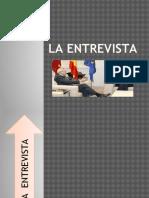 LA-ENTREVISTA.pptx
