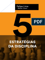 5 Estratégias Da Diciplina