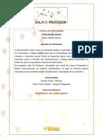 Sala Do Professor - Musica Sacara - A Revolução Gótica