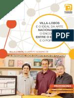 Sala Do Professor - Villa Lobos - Quarteto Número 5