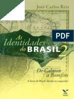 As Identidades do Brasil - Jose Carlos Reis.pdf