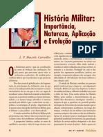 Historia Militar- Macedo Carvalho