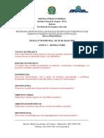 Anexo-1 Modelo Projeto Pibic