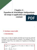 Cours Mécanique Quantique Smp s4