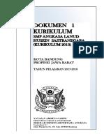 358246301 Dokumen 1 Kurikulum Smp Angkasa 2017 2018
