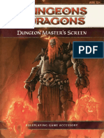 Dungeon Master 's Screen With Update