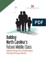 Building North Carolina's Future Middle Class