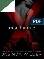 1 - Madame X - Jasinda Wilder