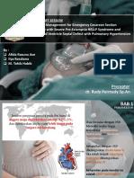 (Edited) PPT CRS anestesi pada ibu hamil dg PEB VSD HP