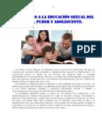 EL DERECHO A LA EDUCACION SEXU AL DEL NIÑO (REV. ANTONIO)