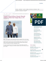 Pharrell Williams Pakai Jam Tangan Rp 11,7 M