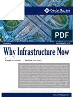 Why Infrastructure Now