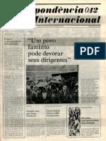 Correspondencia Internacional 12