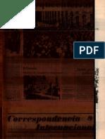 Correspondencia Internacional