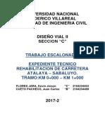 Expediente Tecnico Final