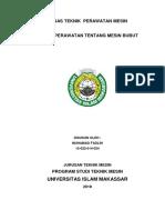 62098732 Makalah an Perawatan Mesin BUbut.doc