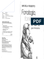 Fonologia, Fonética e Ensino. Mikaela Roberto .Compressed