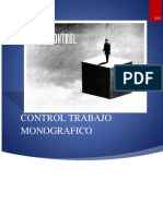 EL CONTROL Administracion