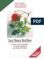 [Cuisine] Les fines herbes.pdf