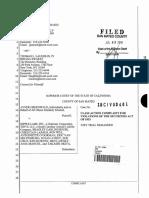 Greenwald v Ripple, Complaint 7/3/18
