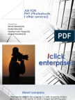 Bplan Photography Business