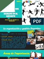 3. Desarrollo Del Recurso Humano en El Deporte Clase # 3