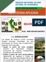 1. Silvicultura
