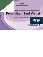 011 Dskp Kssm Pendidikan Seni Visual Tingkatan 3
