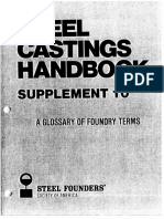 SFSA HandBook - Cast Steel -Supplement 9