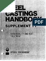 SFSA HandBook - Cast Steel -Supplement 10