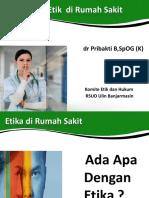 Kode Etik Di Rumah Sakit