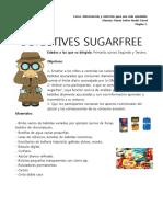 Juego Detectives Sugarfree