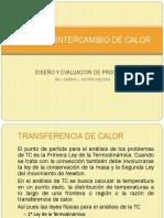 8. Redes de Intercambio de Calor