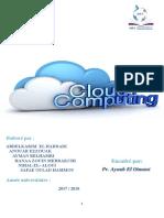 Rapport Du Cloud Computing-1