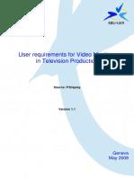 EBU Tech 3320 User requirements for Video Monitors.pdf