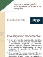 Metodologc3ada de La Investigacic3b3n Documental Tipo Monografc3ada Final