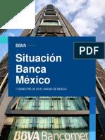 Bancomer Research, Situacion Banca Mexico 2018