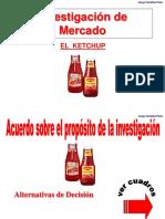 Investigacion Ketchup Libbys