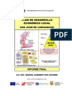 Plan de Desarrollo Economico Local 2006 2015 (1)