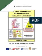 Plan de Desarrollo Economico Local 2006 2015 (1)