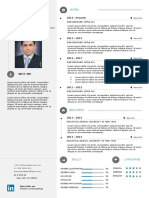 Clean Resume Vol 1