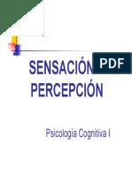 4° semana - Sensación y percepción.pdf