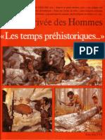 La Vie Privee Des Hommes - Les Temps Prehistoriques