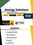 Anergy Profile