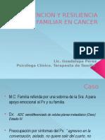 Intervencion y Resiliencia Familiar en Cancer