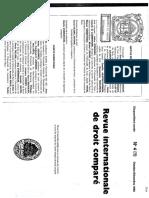 Bonne Foi Et Exercice Du Droit Dans La Tradition Du Civil Law - Ranieri